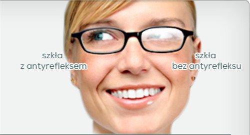 Uszlachetnij podstawowe szkła powłoką antyrefleksyjną