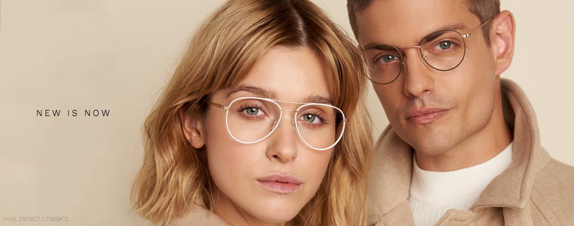 Damskie i męskie oprawki do okularów korekcyjnych Zanzara Eyewear