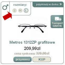 8fa1341b87f91a Rozumienie wymiarów oprawek okularowych - Sklep Internetowy Okulary ...