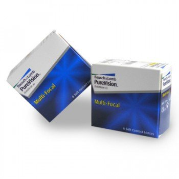 PureVision® Multifocal 6 szt.
