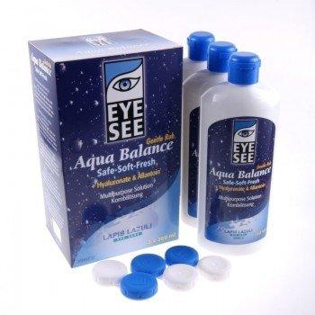 Płyn Eye See Aqua Balance 3x360 ml