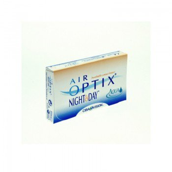 Air Optix™ Night & Day® Aqua 6szt