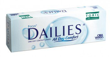 Focus® DAILIES® All Day Comfort Toric 30szt