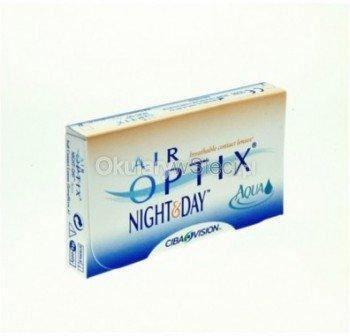 Air Optix™ Night & Day® Aqua 3szt