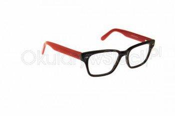 Sunoptic A130B czarno-czerwone