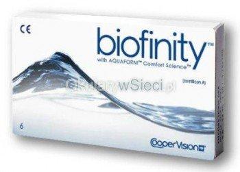 Biofinity 3 szt.