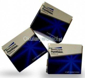 PureVision® (Krzywizna 8,6) 6 szt.