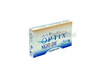 Air Optix™ Night & Day® Aqua 6szt.