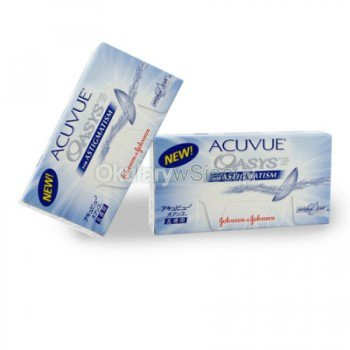 Acuvue® Oasys® for Astigmatism 6 szt.