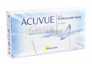 Acuvue Oasys z Hydraclear™ Plus 6szt.