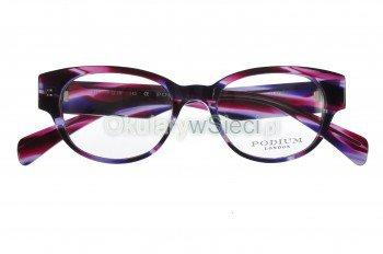 Podium Audrey-Purple purpurowy