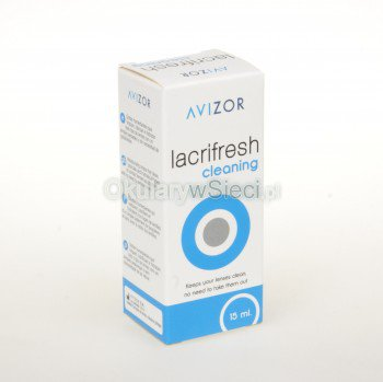Krople Avizor Cleaning Drops/Lacrifresh