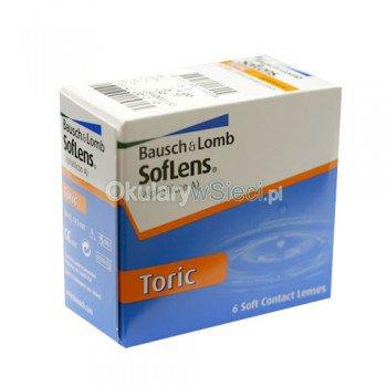soczewki Soflens® 66 Toric 6 szt.