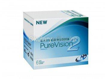 PureVision® 2 HD 6szt.