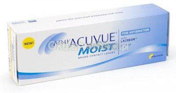 Acuvue® 1-DAY Moist™ for Astigmatism 30 szt.