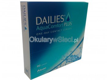 DAILIES® AquaComfort Plus™ 90szt.