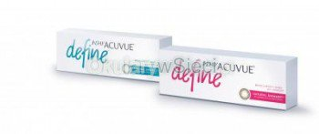 1-DAY ACUVUE ® DEFINE® Natural 30szt.