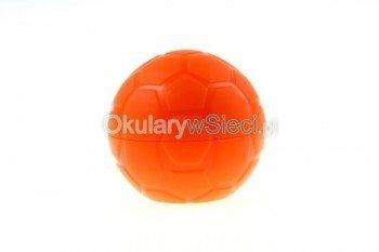 Pudełeczko na soczewki Piłki (pomarańczowe)