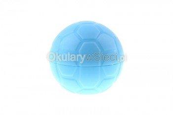 Pudełeczko na soczewki Piłki (niebieskie)