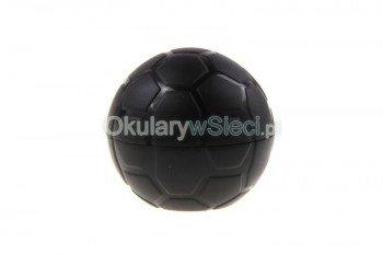 Pudełeczko na soczewki Piłki (czarne)