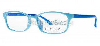 oprawki Fresco F912-5 niebieskie