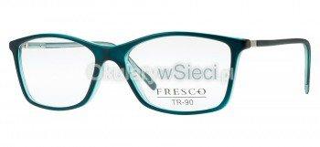 oprawki Fresco F992-3 niebieskie