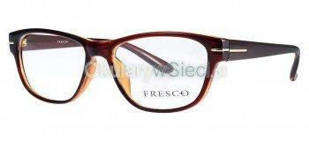 oprawki Fresco F553-1 brązowe