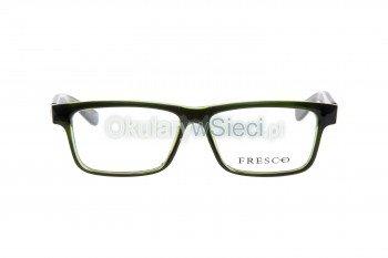 oprawki Fresco F492-2 zielone