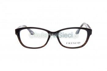oprawki Fresco F442-1 brązowe
