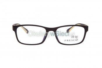 oprawki Fresco F953-2 brązowe