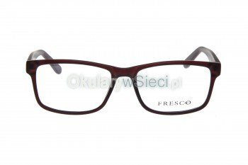 oprawki Fresco F302-2 brązowe