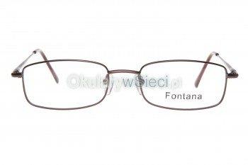 oprawki Fontana F002 brązowe
