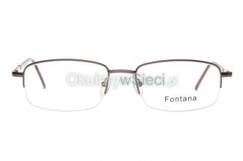 oprawki Fontana F007 brązowe
