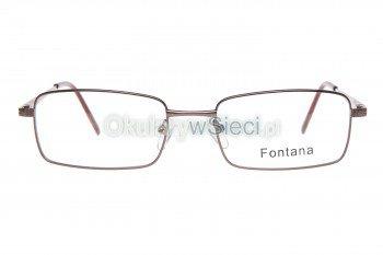oprawki Fontana F013 brązowe