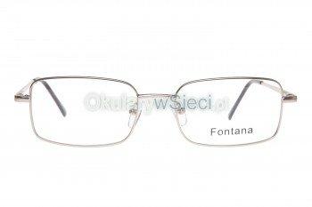 oprawki Fontana F024 srebrne