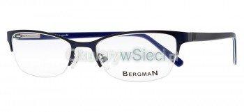 oprawki Bergman 5531 niebiesko/granatowe