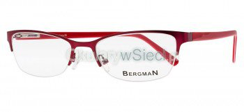 oprawki Bergman 5531 bordowe