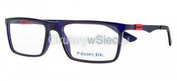 oprawki Nordik 7123 niebiesko/granatowe