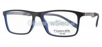 oprawki Nordik 7125 niebiesko/granatowe