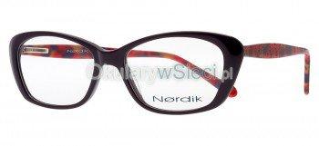 oprawki Nordik 7181 fioletowe