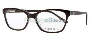 oprawki Nordik 7309 brązowe