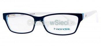 oprawki Nordik 7360 niebiesko/granatowe