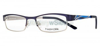 oprawki Nordik 7467 niebiesko/granatowe