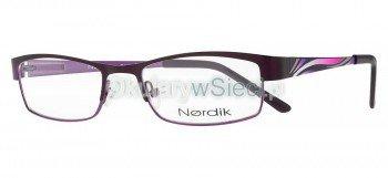 oprawki Nordik 7467 fioletowe