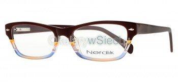 oprawki Nordik 7739 brązowe