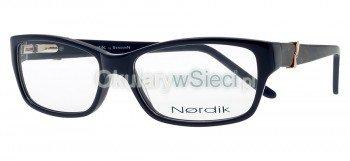 oprawki Nordik 7831 niebiesko/granatowe