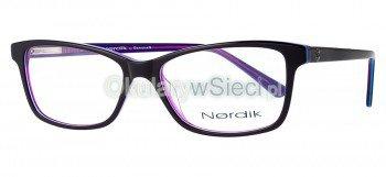 oprawki Nordik 7895 czarne