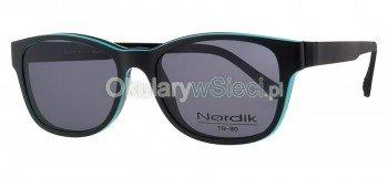 oprawki Nordik 7971 czarne