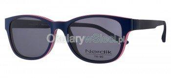 oprawki Nordik 7971 niebiesko/granatowe