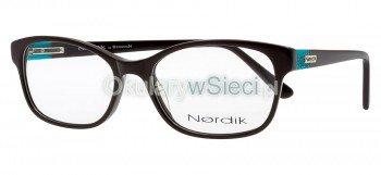 oprawki Nordik 7755 brązowe
